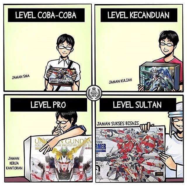Komik Gundam 2