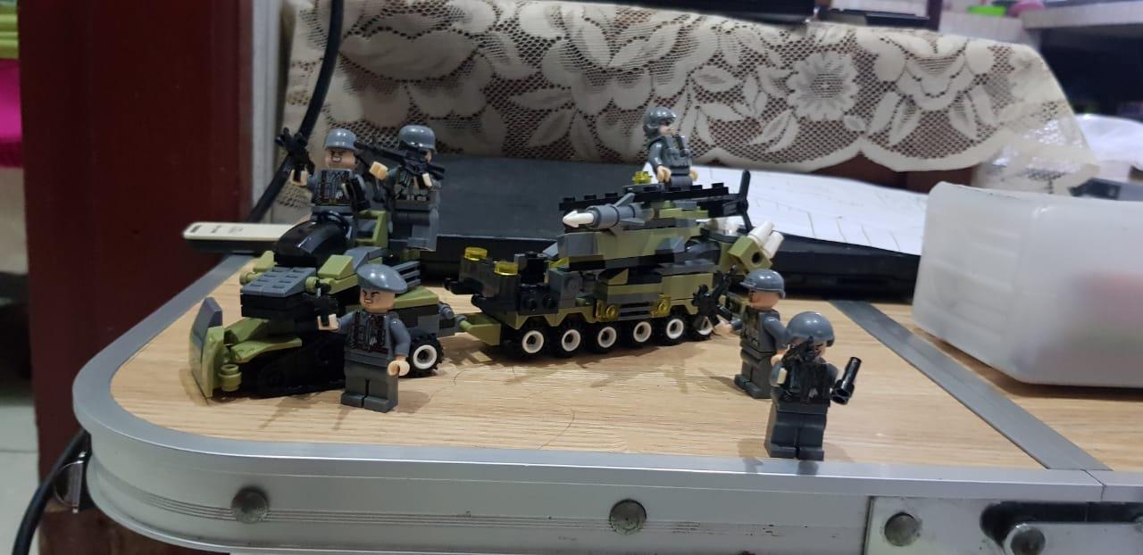 Gambar Lego Army
