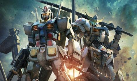 Gambar Gundam Keren