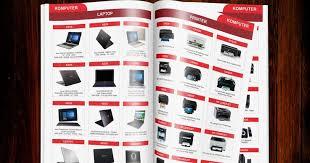 Cetak Katalog Produk ~ PeDhe Offset - Percetakan Murah Jogja