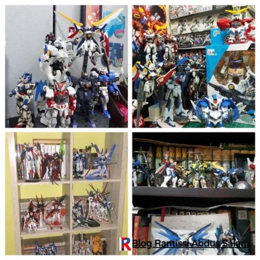 Kolase Gundam